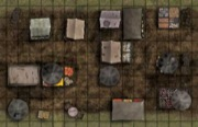 GameMastery Map Pack: Slums