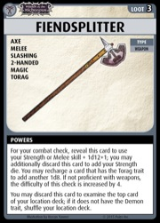 Pathfinder Adventure Card Game: Demon's Heresy Adventure Deck (Wrath of the Righteous 3 of 6)