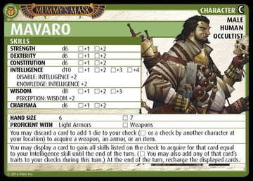 Paizo community paizo blog tags pathfinder society there are a lot of reasons why mavaro is my favorite character but i think the top one is his rockin dad bod fandeluxe Images