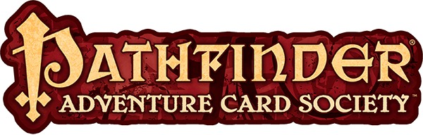 Pathfinder Adventure Card Society