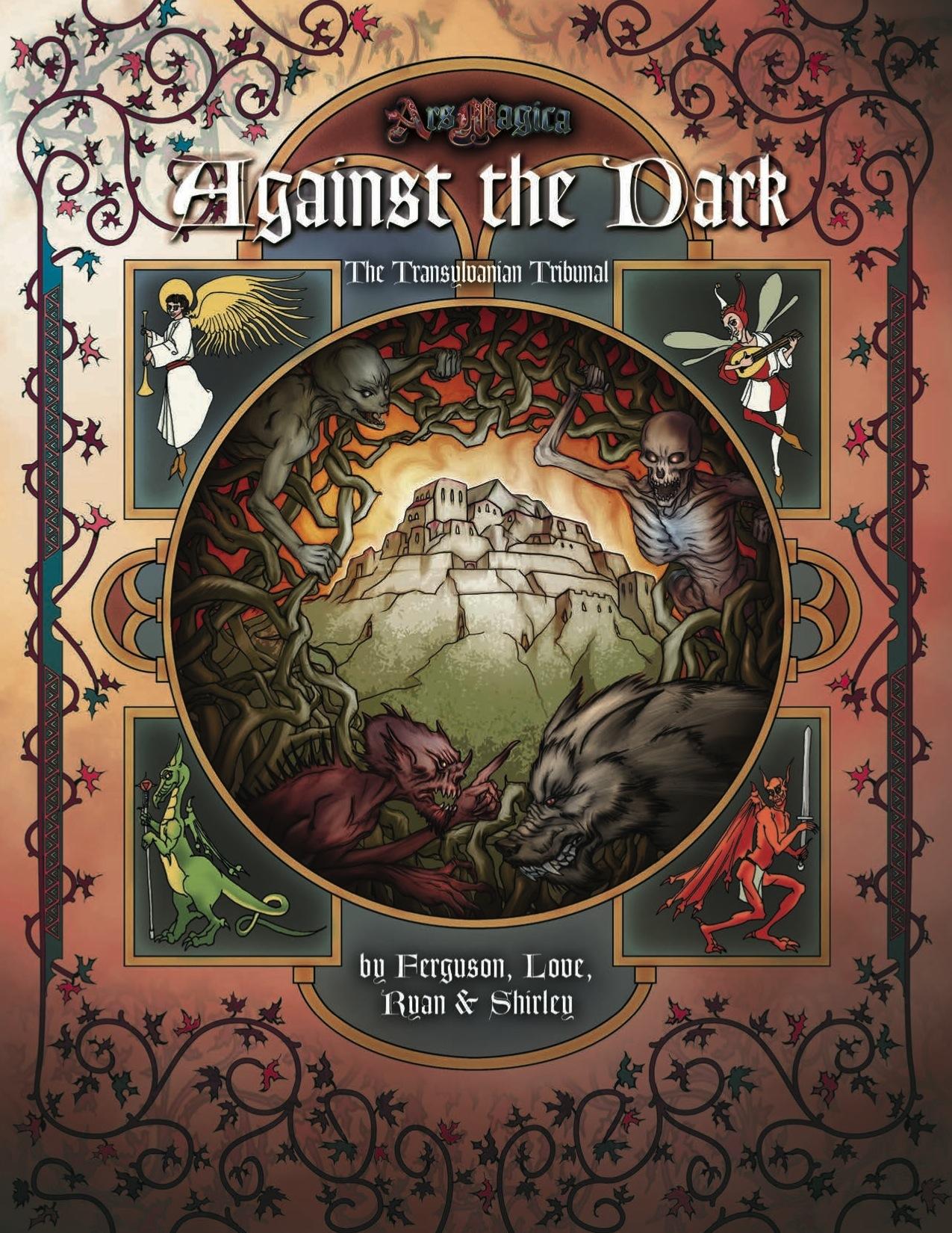 paizo.com - Ars Magica: Against the Dark—The Transylvanian Tribunal ...