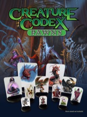 Creature Codex Pawns -  Kobold Press