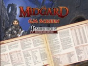Midgard GM Screen for Pathfinder RPG -  Kobold Press