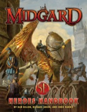 Midgard Heroes Handbook -  Kobold Press