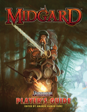 Midgard Players Guide for Pathfinder Roleplaying Game -  Kobold Press