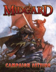 Midgard World Book -  Kobold Press