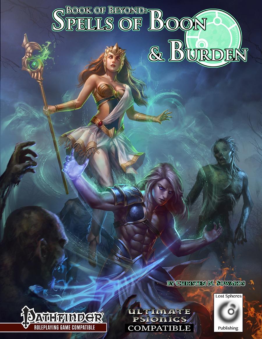 book of lost spells pathfinder pdf