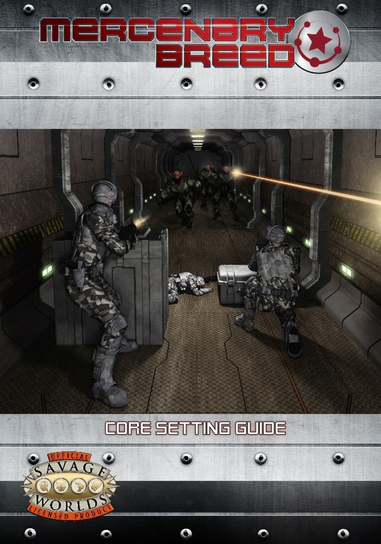 paizo.com - Mercenary Breed (Savage Worlds) PDF