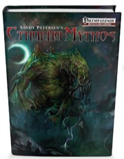 Sandy Petersens Cthulhu Mythos for Pathfinder (T.O.S.) -  Petersens Games