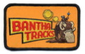 Star Wars Bantha Tracks Cloth Patch