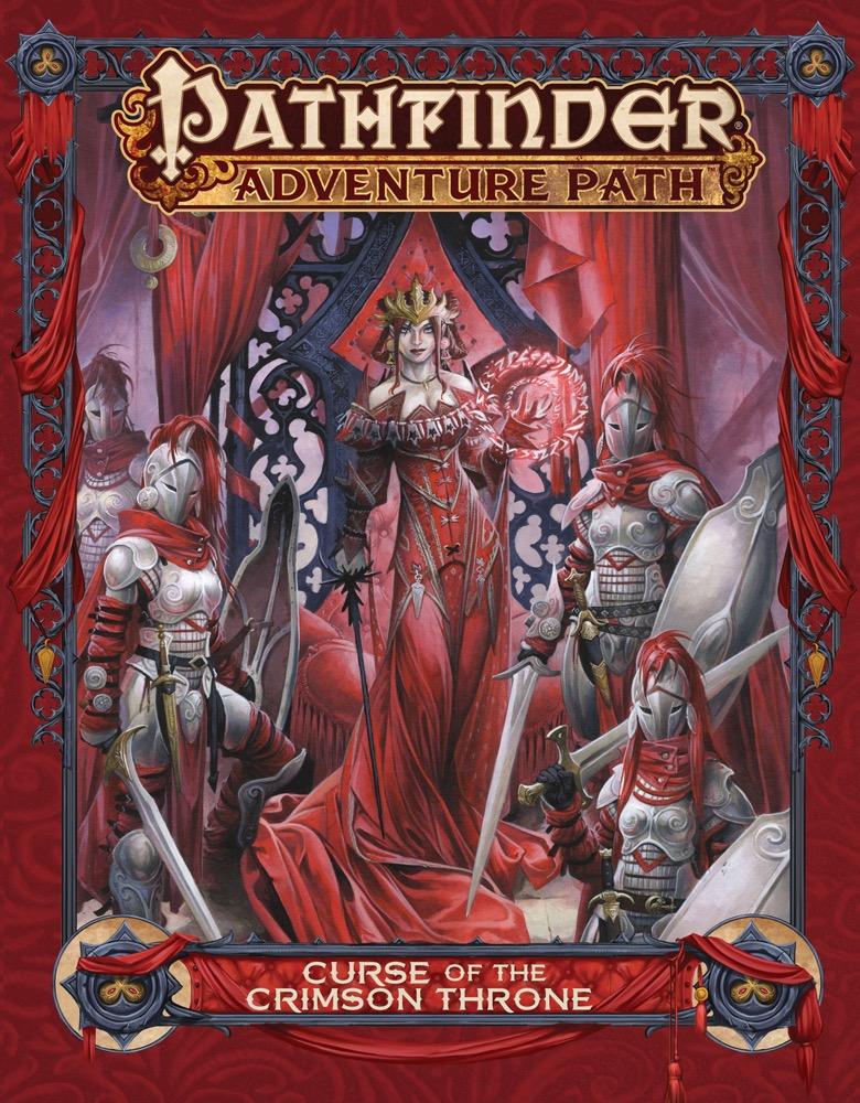 Paizo Com Pathfinder Adventure Path Curse Of The Crimson Throne