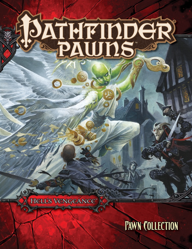 paizo.com - Pathfinder Pawns: Hell's Vengeance Pawn Collection