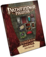 Pathfinder Pawns: Dungeon Decor Pawn Collection