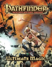 Pathfinder Roleplaying Game: Ultimate Magic (OGL)