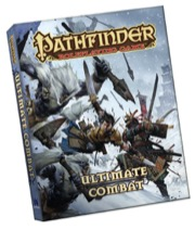 Pathfinder Roleplaying Game: Ultimate Combat Pocket Edition - Paizo Publishing