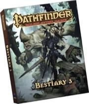 Bestiary 3 Pocket Edition: Pathfinder RPG  -  Paizo Publishing