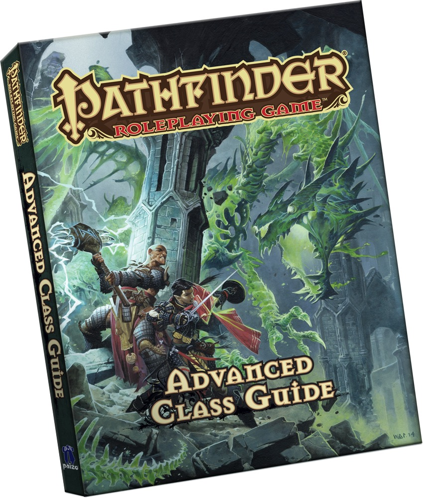 paizo.com - Pathfinder Roleplaying Game: Advanced Class Guide (OGL ...