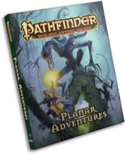 Pathfinder Roleplaying Game: Planar Adventures -  Paizo Publishing