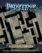 Dungeon: Pathfinder Flip-Mat Multi-Pack -  Paizo Publishing