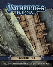 Bigger Bridge: Pathfinder Flip-Mat -  Paizo Publishing