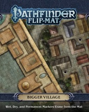 Pathfinder Flip-Mat: Bigger Village