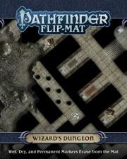 Pathfinder Flip-Mat Multi-Pack: Wizards Dungeon -  Paizo Publishing