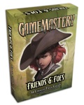 GameMastery Face Cards: Friends & Foes Deck