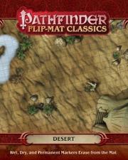 Pathfinder Flip-Mat Classics: Desert -  Paizo Publishing