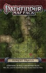 Pathfinder Map Pack: Forest Trails