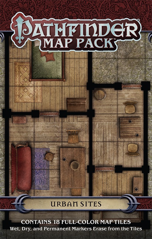 Dining Room Map Pathfinder