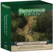Pathfinder Flip-Tiles: Forest Starter Set -  Paizo Publishing