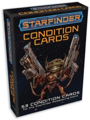 Conditions Cards: Starfinder RPG -  Paizo Publishing