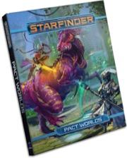 Starfinder Pact Worlds -  Paizo Publishing