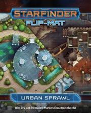 Urban Sprawl: Starfinder Flip-Mat -  Paizo Publishing