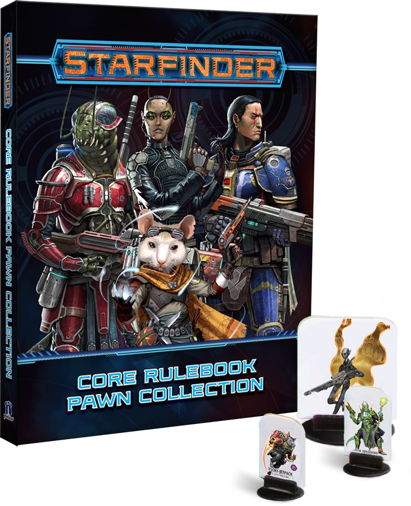 pathfinder card game rulebook pdf