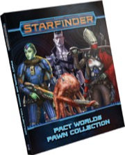 Starfinder Pact Worlds Pawn Collection -  Paizo Publishing