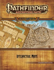 Pathfinder Adventure Path: Mummy's Mask Interactive Maps PDF