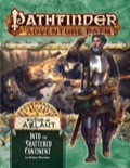 Pathfinder Adventure Path #122: Into the Shattered Continent (Ruins of Azlant 2 of 6)