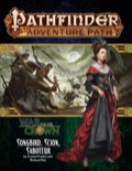 Pathfinder Adventure Path #128: Songbird, Scion, Saboteur (War for the Crown 2 of 6)