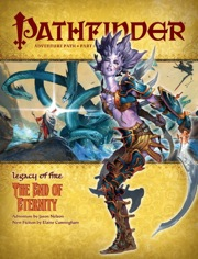 Pathfinder Adventure Path #22: