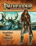 Pathfinder Adventure Path #37: Souls for Smuggler's Shiv (Serpent's Skull 1 of 6) (PFRPG)