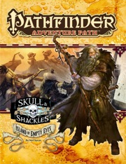 Pathfinder Adventure Path #58: Island of Empty Eyes (Skull & Shackles 4 of 6) (PFRPG)