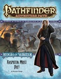 Pathfinder Adventure Path #71: Rasputin Must Die! (Reign of Winter 5 of 6) (PFRPG)