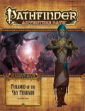 Pathfinder Adventure Path #84: Pyramid of the Sky Pharaoh (Mummy's Mask 6 of 6) (PFRPG)