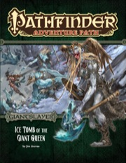 Pathfinder Adventure Path #94: Ice Tomb of the Giant Queen (Giantslayer 4 of 6) (PFRPG)