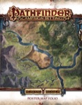 Pathfinder Campaign Setting: Ironfang Invasion Poster Map Folio