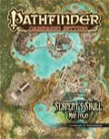 Pathfinder Campaign Setting: Serpent's Skull Poster Map Folio