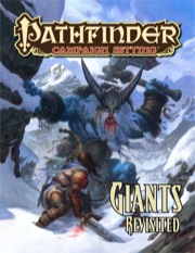 Pathfinder Campaign Setting: Giants Revisited (PFRPG)