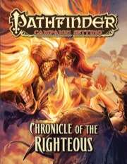Pathfinder Campaign Setting: Chronicle of the Righteous (PFRPG)