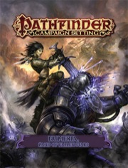 Pathfinder Campaign Setting: Numeria, Land of Fallen Stars (PFRPG)